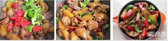 新疆大盘鸡怎么做