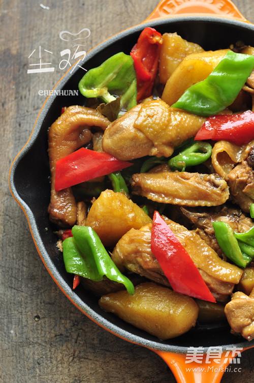 新疆大盘鸡怎么煮