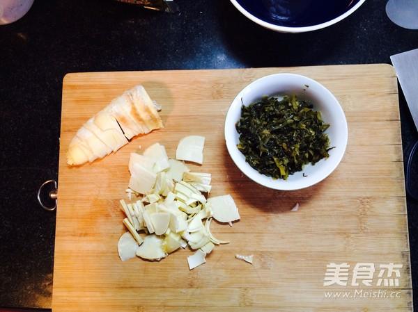 雪菜冬笋豆腐汤的做法大全