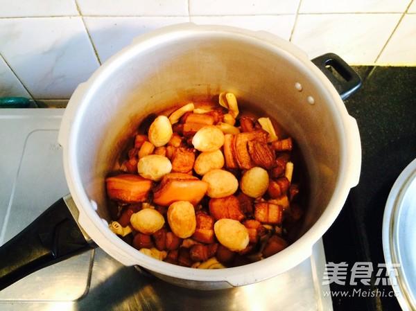 百叶结红烧肉怎么吃