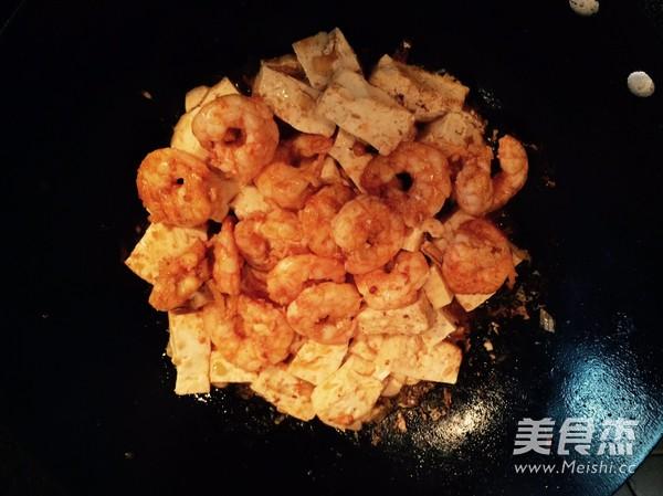 虾仁豆腐怎么吃
