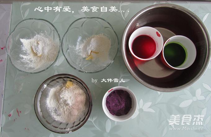 胭脂桃花酥的做法大全