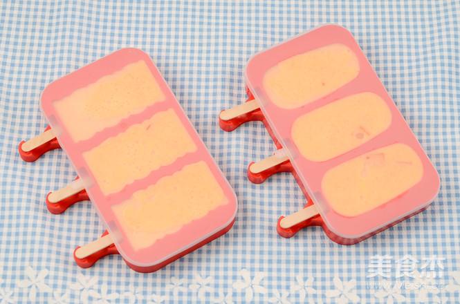 DIY木瓜椰奶雪糕怎么做
