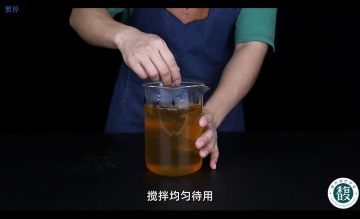 荔枝波波茶冰沙!怎么炒