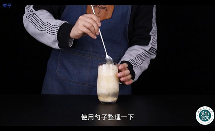 荔枝波波茶冰沙!的制作