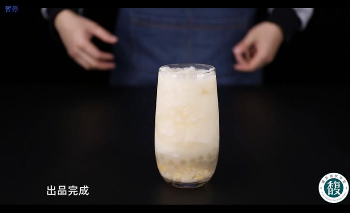 荔枝波波茶冰沙!的制作方法