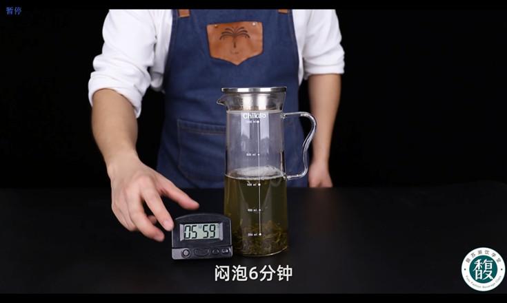 荔枝茉莉气泡水配方的简单做法