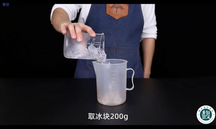 荔枝茉莉气泡水配方怎么吃