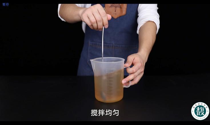 荔枝茉莉气泡水配方怎么炒