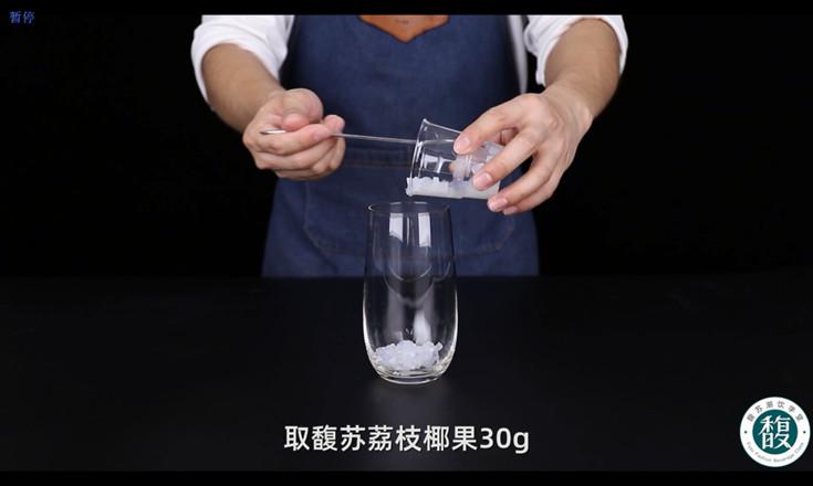 荔枝茉莉气泡水配方怎么煮