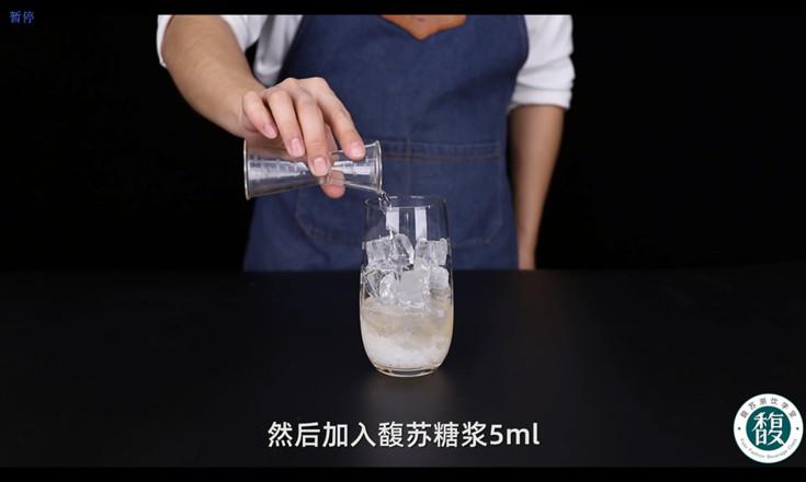 荔枝茉莉气泡水配方怎样煸