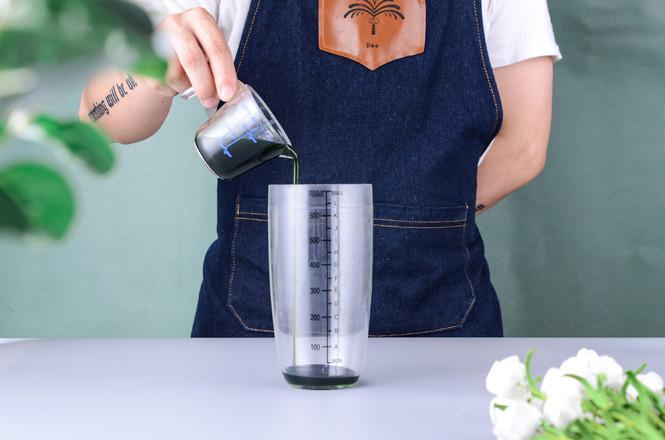 小麦草奇异果芦荟饮料的做法图解