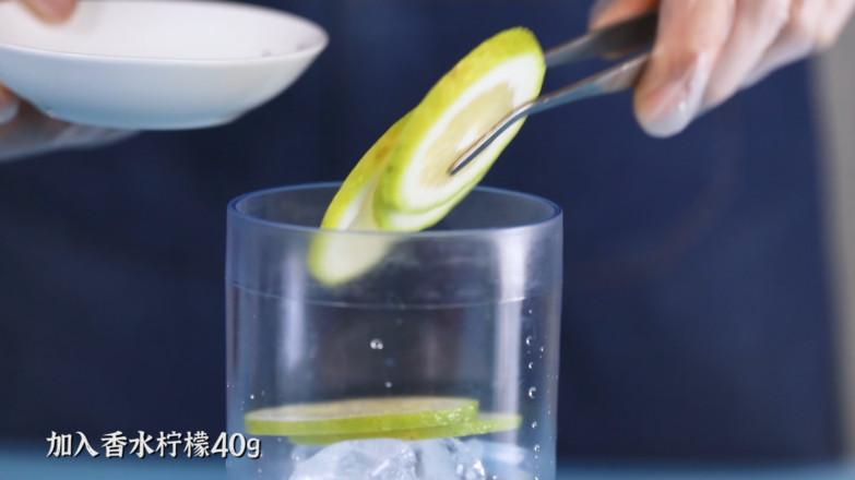 香水麦草奇异果柠檬茶/奇异果手打柠檬茶/香水柠檬奇异果绿茶的家常做法