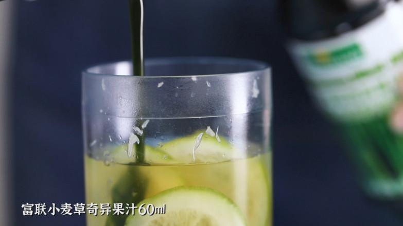 香水麦草奇异果柠檬茶/奇异果手打柠檬茶/香水柠檬奇异果绿茶怎么煮