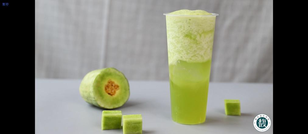 满杯椰子绿宝石/椰子福寿瓜/福寿瓜椰子水怎么煸