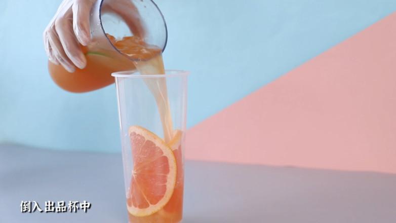 老盐西柚柠檬茶/老盐柠檬茶/海南老盐柠檬怎样做