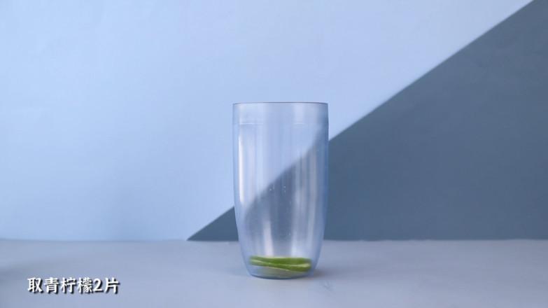 老盐凤梨/老盐凤梨柠檬茶/老盐柠檬水的做法图解
