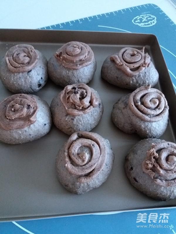 红糖酥皮养生面包怎么做