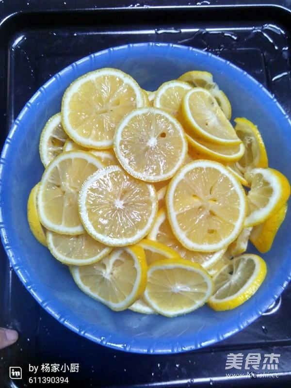 川贝陈皮冰糖柠檬膏的家常做法