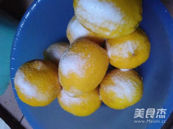 川贝陈皮冰糖柠檬膏的做法大全