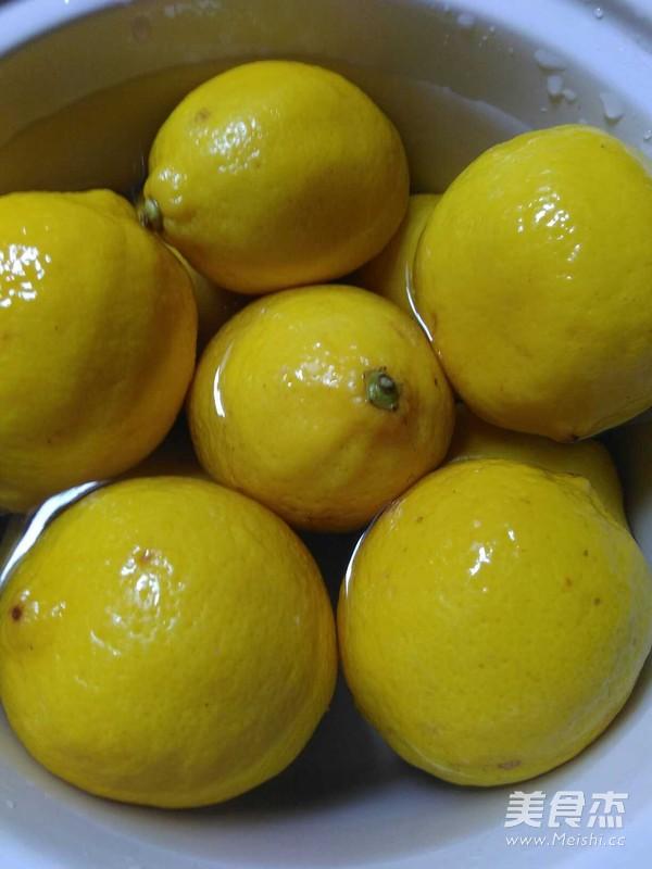 川贝陈皮冰糖柠檬膏的做法图解
