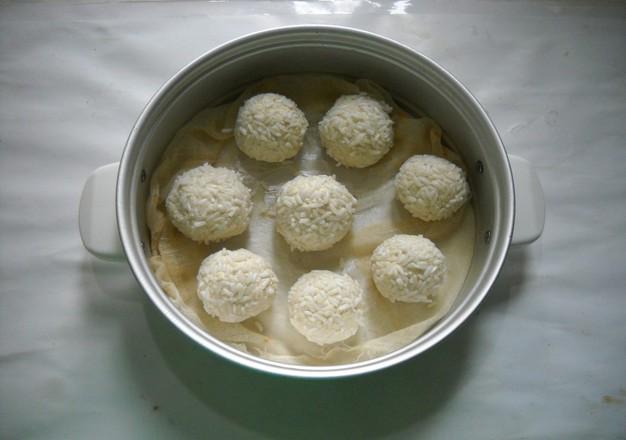 珍珠豆腐丸子怎么做