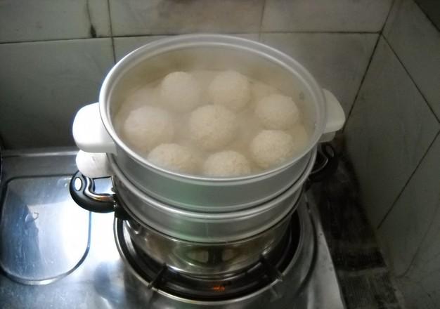 珍珠豆腐丸子怎么炒