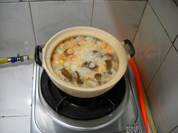 砂锅排骨饭的制作方法