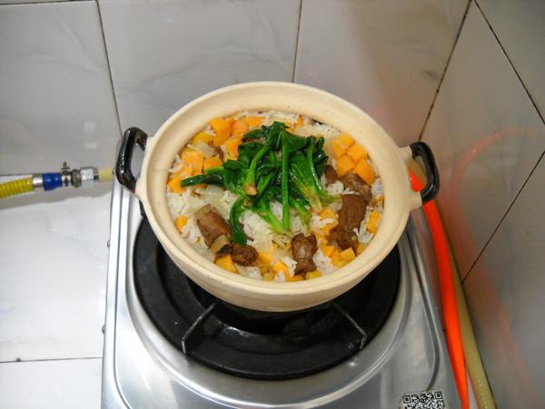 砂锅排骨饭的做法大全