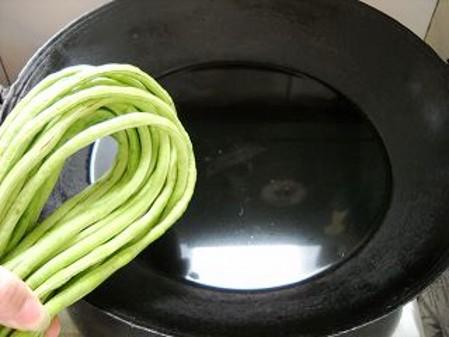 风味脆豇豆的做法图解