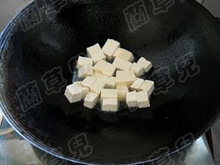黑椒汁豆腐怎样做