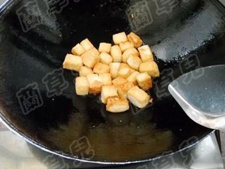 黑椒汁豆腐怎样炒