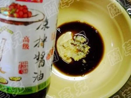 温拌黄豆芽怎么做