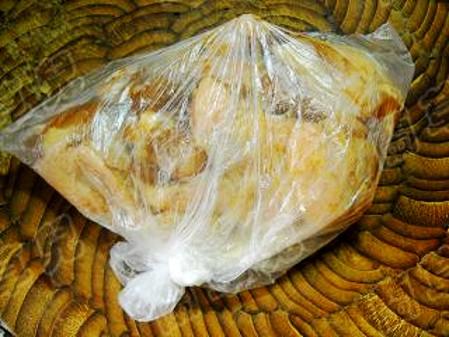 香菇蒸鸡腿的家常做法