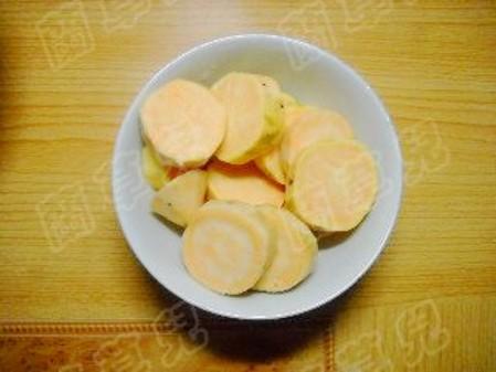 红薯糯米腐乳肉的简单做法