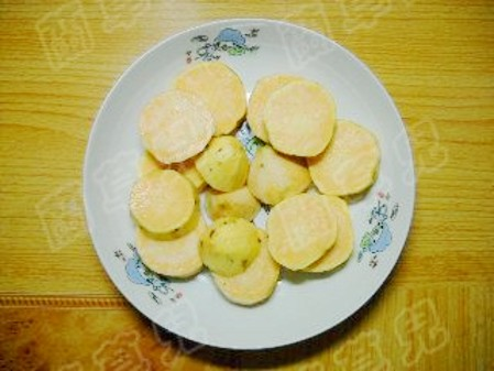 红薯糯米腐乳肉怎么吃