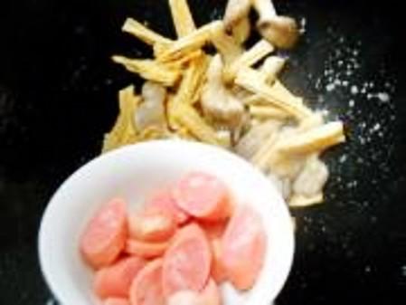 姬菇烧豆腐怎么吃
