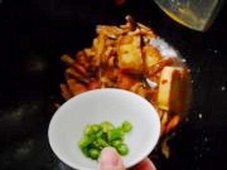 姬菇烧豆腐怎么煮