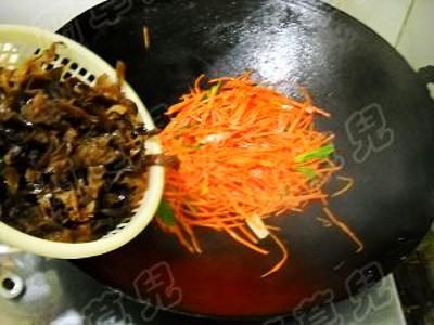 猪肉炒三丝怎么煮