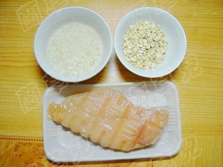鸡蓉燕麦粥的做法大全