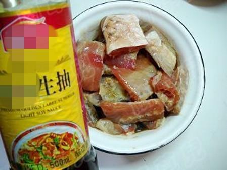 麻辣干煸鱼的做法图解