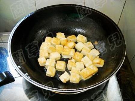 茄汁豆腐的家常做法