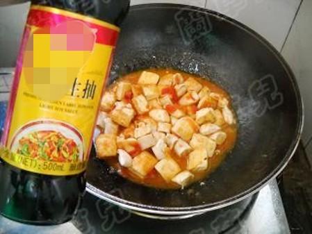茄汁豆腐怎么煸