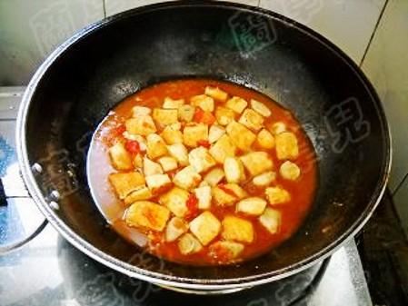 茄汁豆腐怎么炖