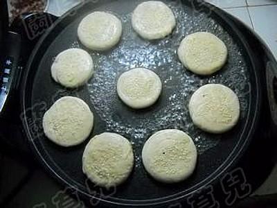沙茶油酥饼怎么煮