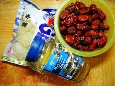 红枣蜂蜜茶的做法大全