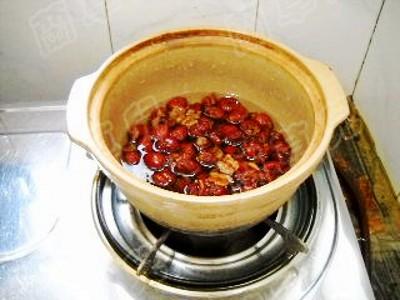 红枣蜂蜜茶的家常做法