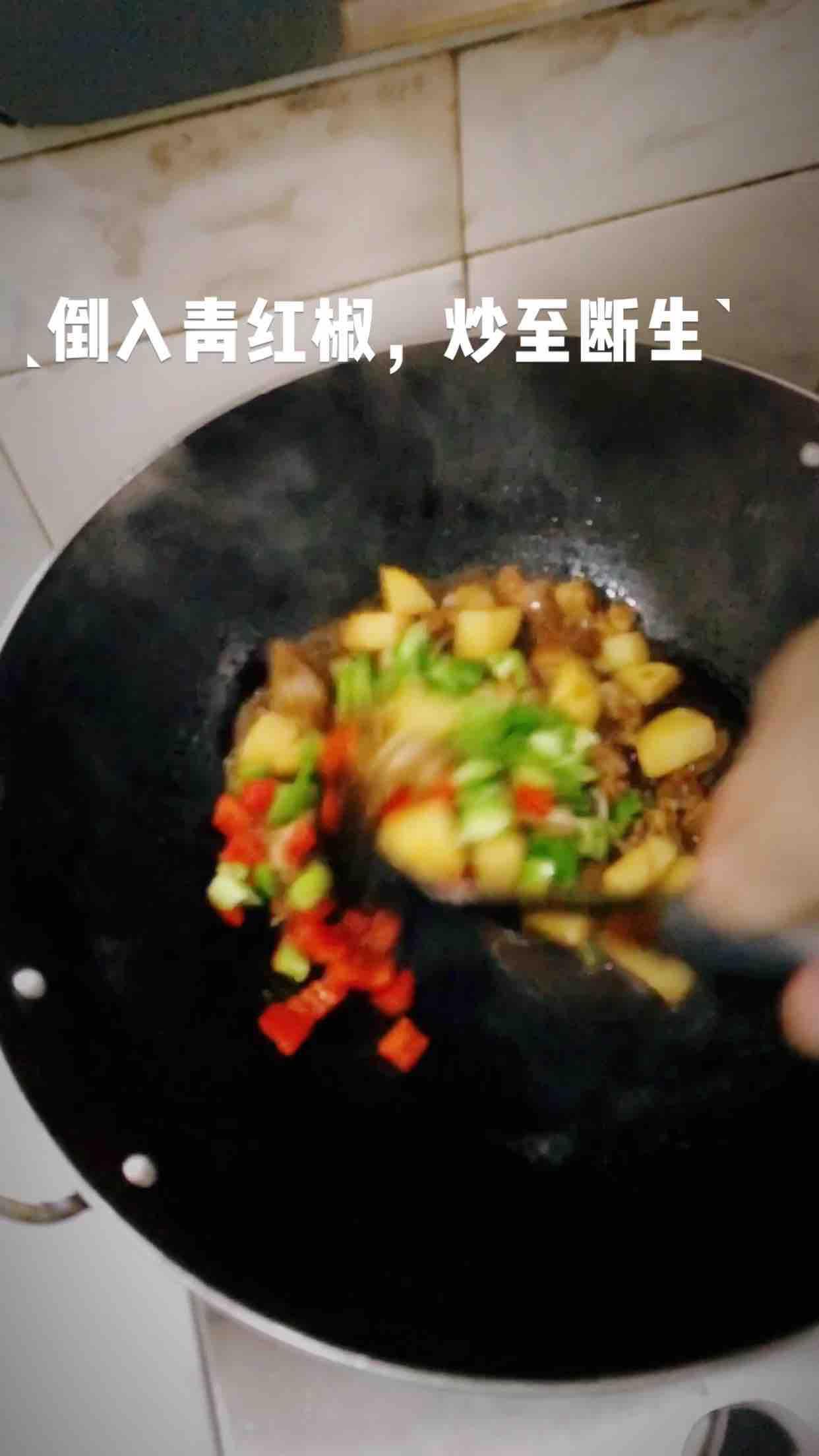 土豆焖猪手怎么煮