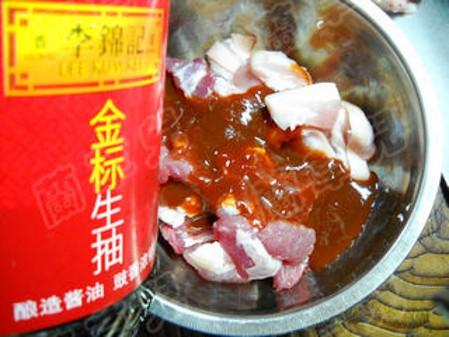 梅菜米粉肉怎么吃