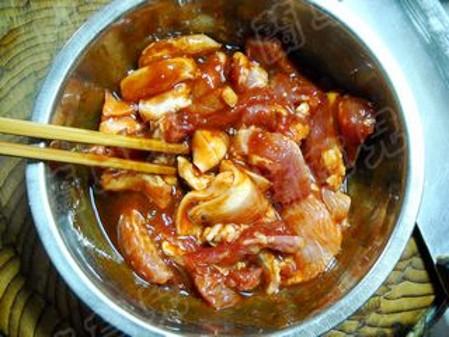 梅菜米粉肉怎么做